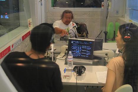 本日は午後から渋谷スペイン坂スタジオにてイメージ2