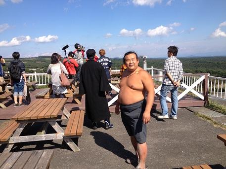 昨日は早朝から那須で撮影でした。イメージ1