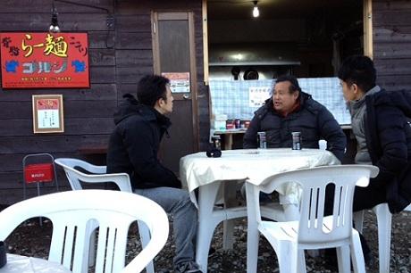 先日、TBSラジオ『たまむすび』の取材でいらしていただいた、武井荘さん。イメージ2
