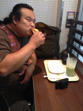 昨日は朝から、大阪に向け出発。イメージ3
