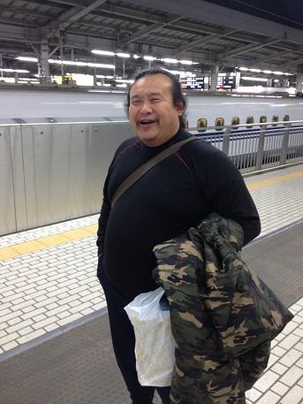 今年最初の撮影で大阪へイメージ3
