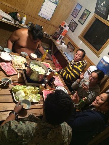 夏は焼肉や牡蠣パーティーが多いですが、イメージ1