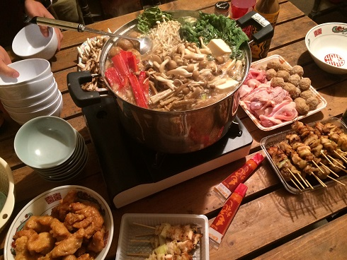 夏は焼肉や牡蠣パーティーが多いですが、イメージ2