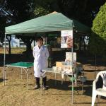 大将が顧問を務める、特定非営利活動法人日本社会福祉愛犬協会のドッグショーに参加。イメージ