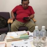 昨日は川口のハウススタジオ。今日は大阪読売テレビ入り。イメージ